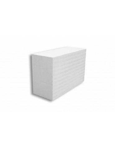 Стеновой блок из газобетона D500 625х400х250