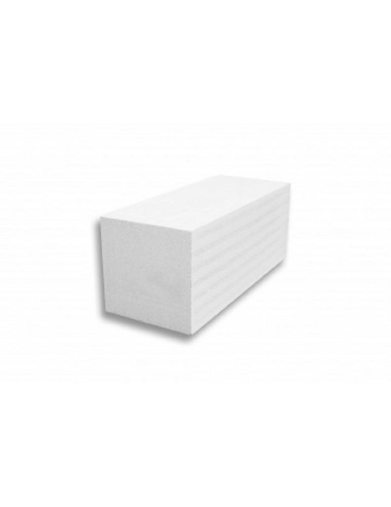 Стеновой блок из газобетона D500 625х250х250