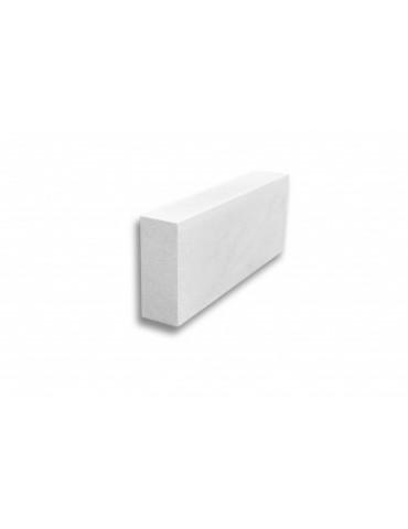 Перегородочный блок из газобетона D500 625х100х250
