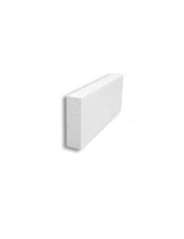 Перегородочный блок из газобетона D500 625х75х250