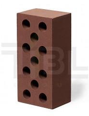 Кирпич силикатный полуторный коричневый гладкий (Глубокинский КЗ)