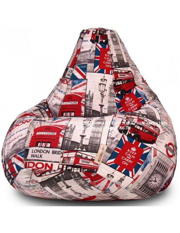 Кресло-мешок Лондон Микс XL