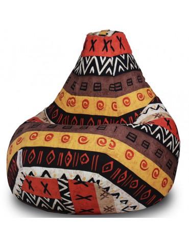 Африка кресло мешок размер L