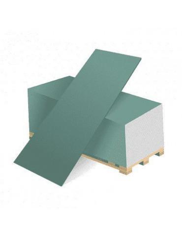 Плита строительная Волма для сухой штукатурки стен влагостойкий 2500x1200x9,5 мм
