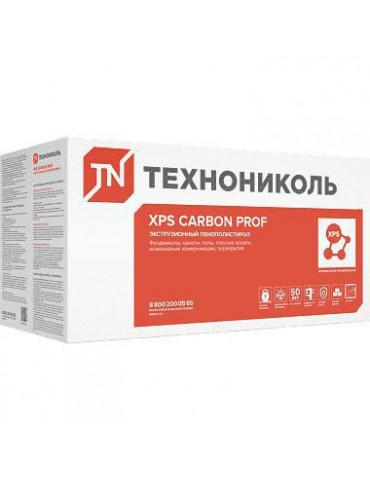 XPS Технониколь Carbon Prof 1180x580x50 мм L-кромка